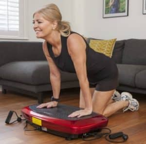 Vibrapower Slim Body Vibration Plate