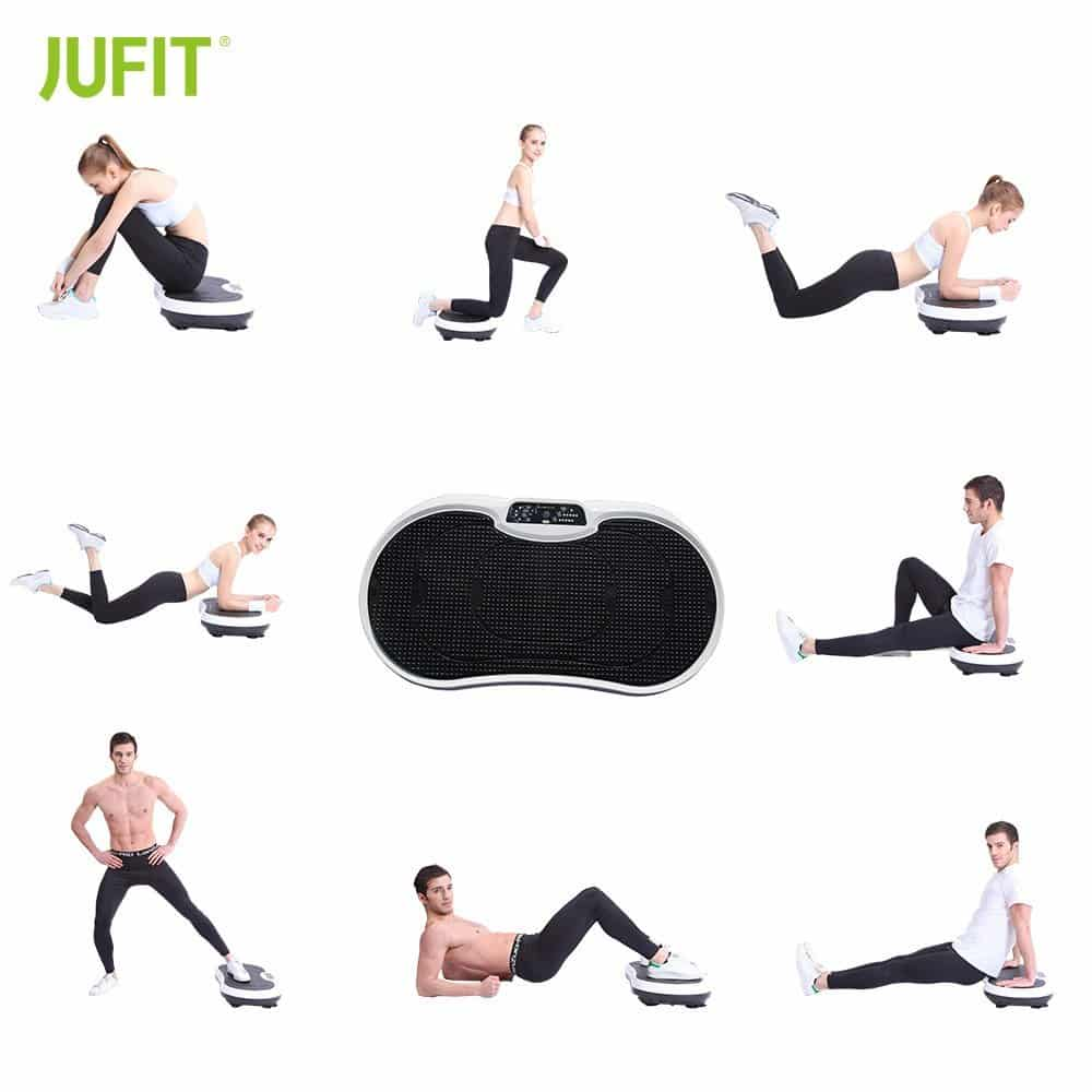JUFIT Vibration Plate Trainer Review