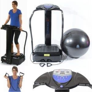 Gym Master 2017 Crazy Fit Vibration Machine