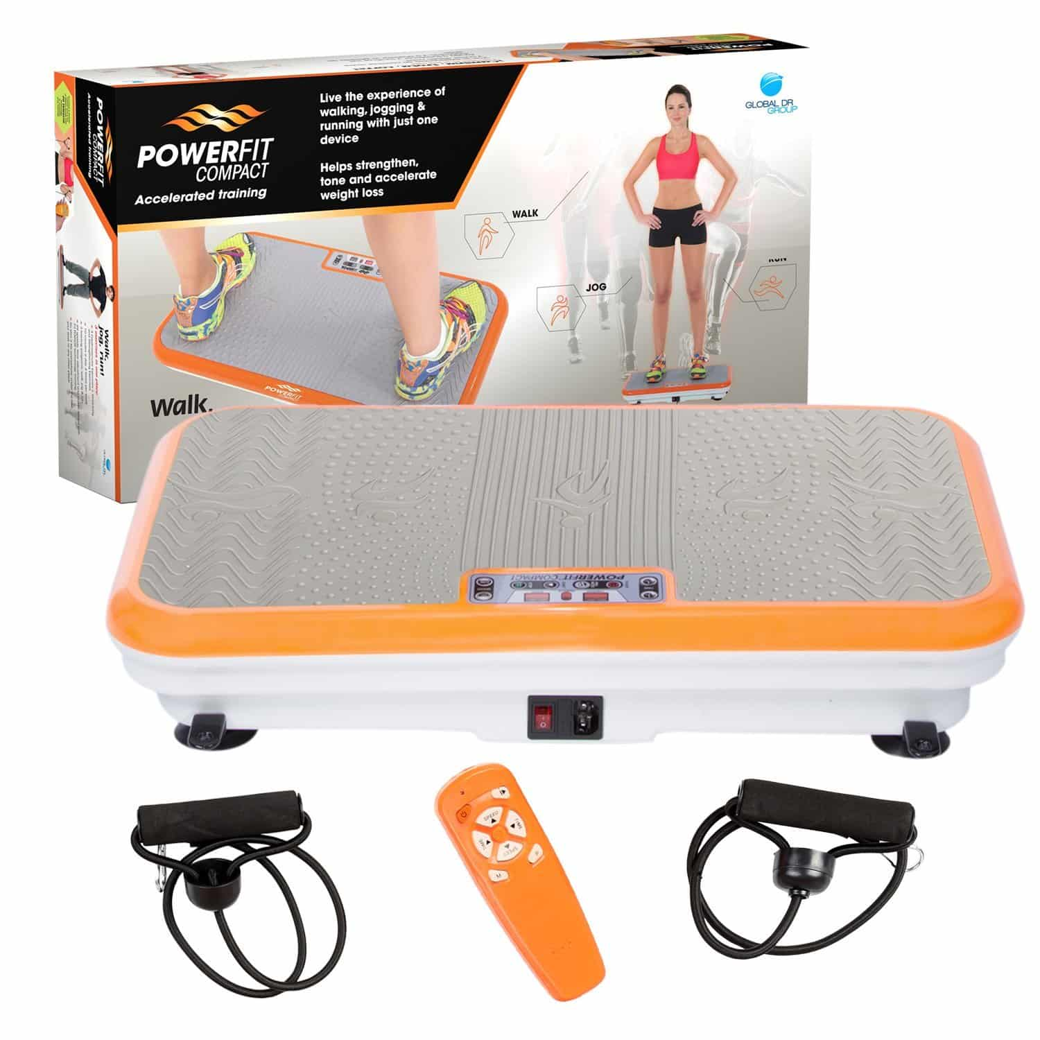 Power Fit Platform Fitness Plate Review