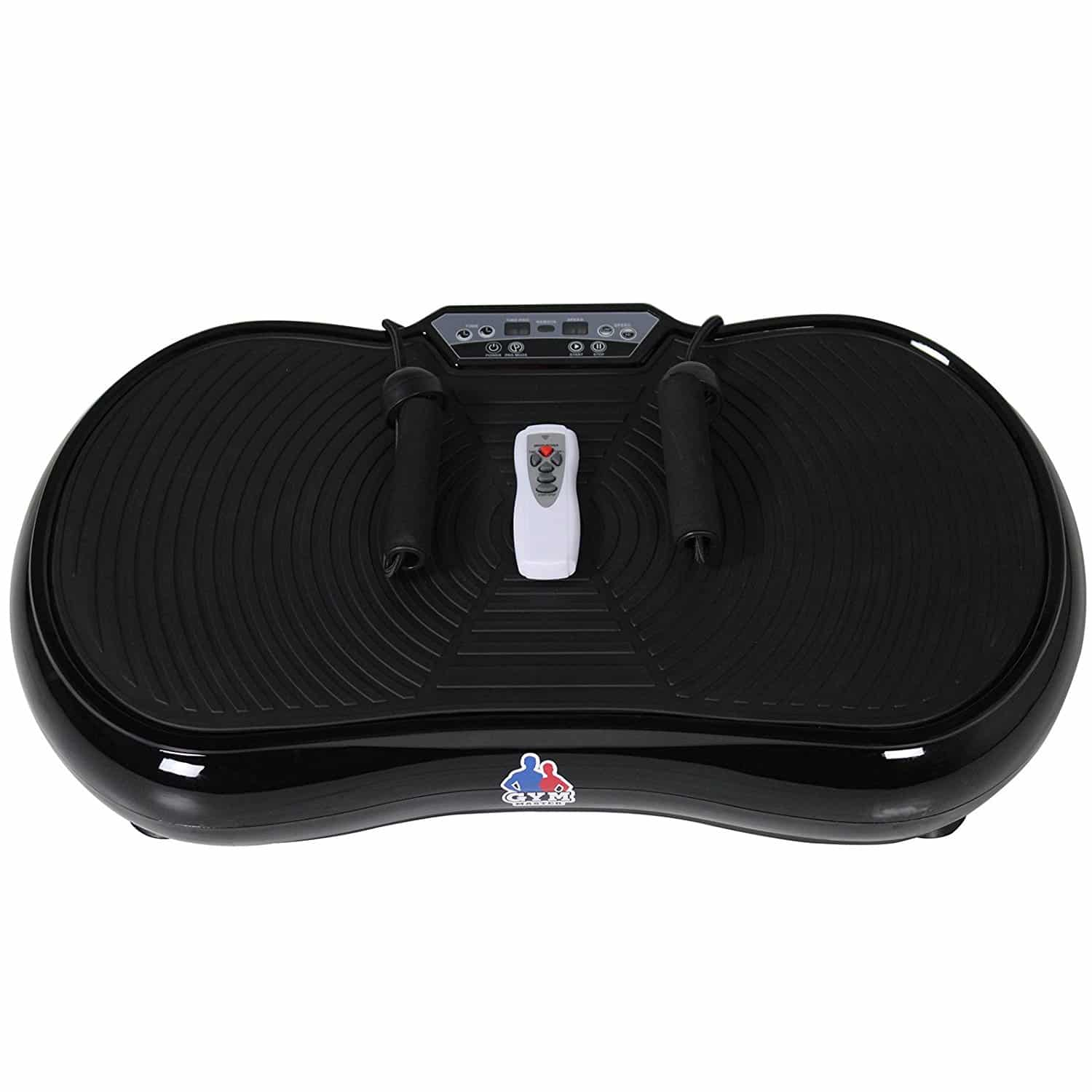 Gym Master Slim Crazy Fit Vibration Plate With Silent Drive Motor