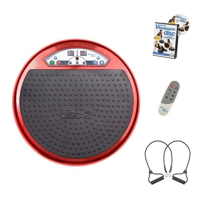 Vibrapower Disc 2 Beginner+ Power Vibration Plate