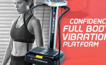 Confidence Fitness Vibration Plate & Platform