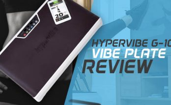 Hypervibe Machine G-10 Vibration Plate Review