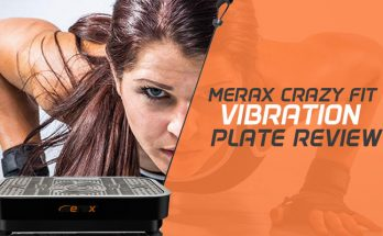 Merax Crazy Fit Vibration Machine Review