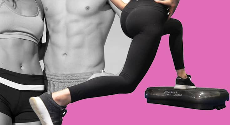 Rock Solid Whole Body Vibration Machine Review