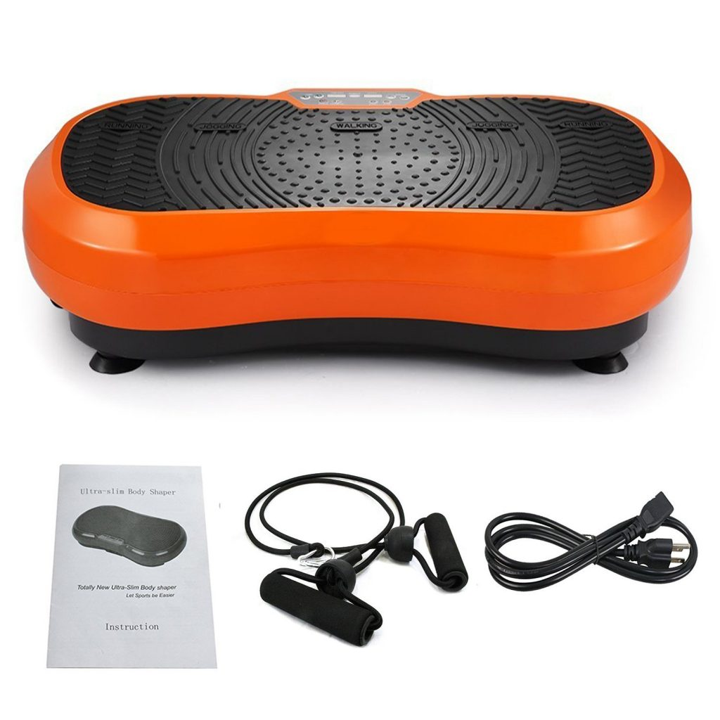 Reliancer Full Body Fitness Vibration Platform Review