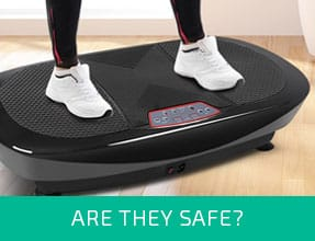 are vibration machines safe