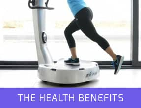 health benefits of vibration  machines