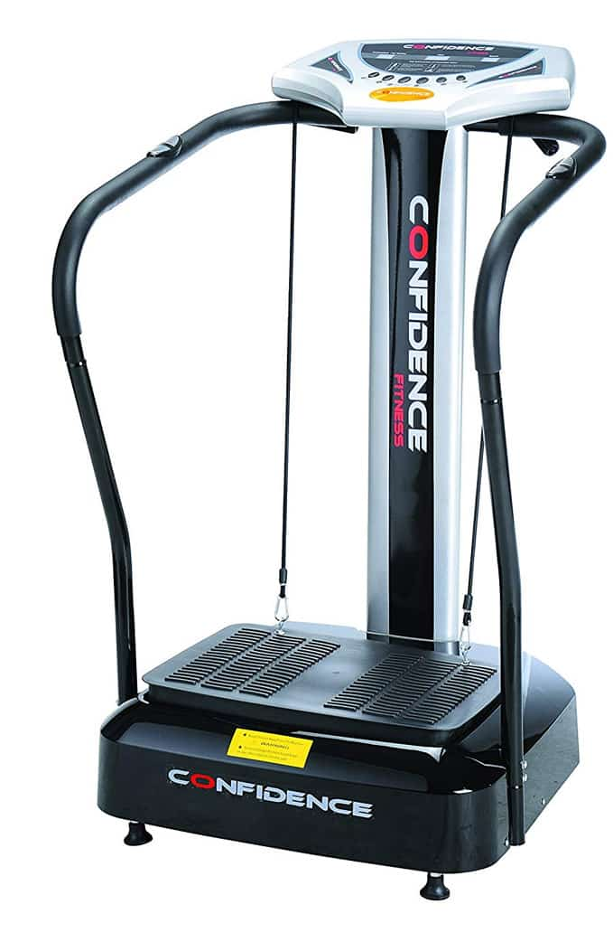 Confidence Fitness Full Body Vibration Machine