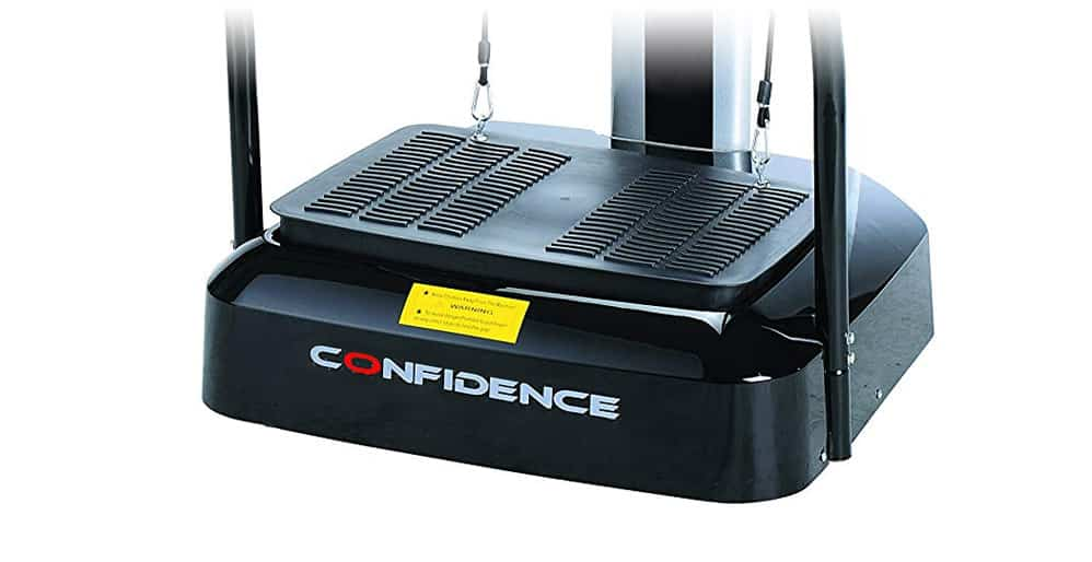 Confidence Vibration Plate Review