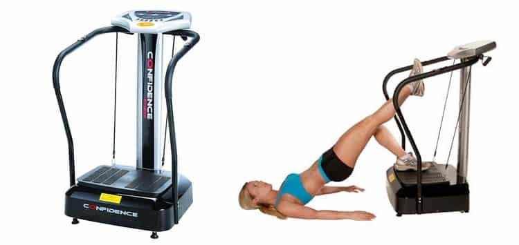2. Confidence Fitness Full Body Vibration Machine Review