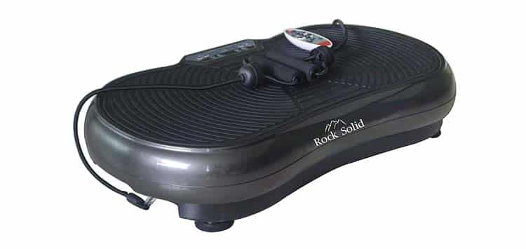 3. Rock Solid 3D Full Body Vibration Platform