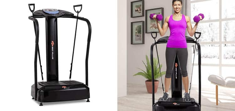 5. GoPlus Full Body Vibration Platform