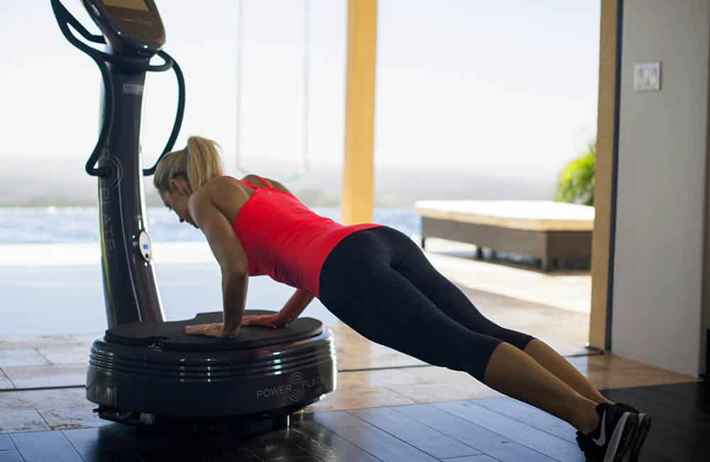 How To Do Vibration Plate Push Ups