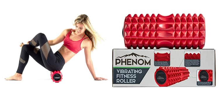 Phenom 3-Speed Vibrating Foam Roller
