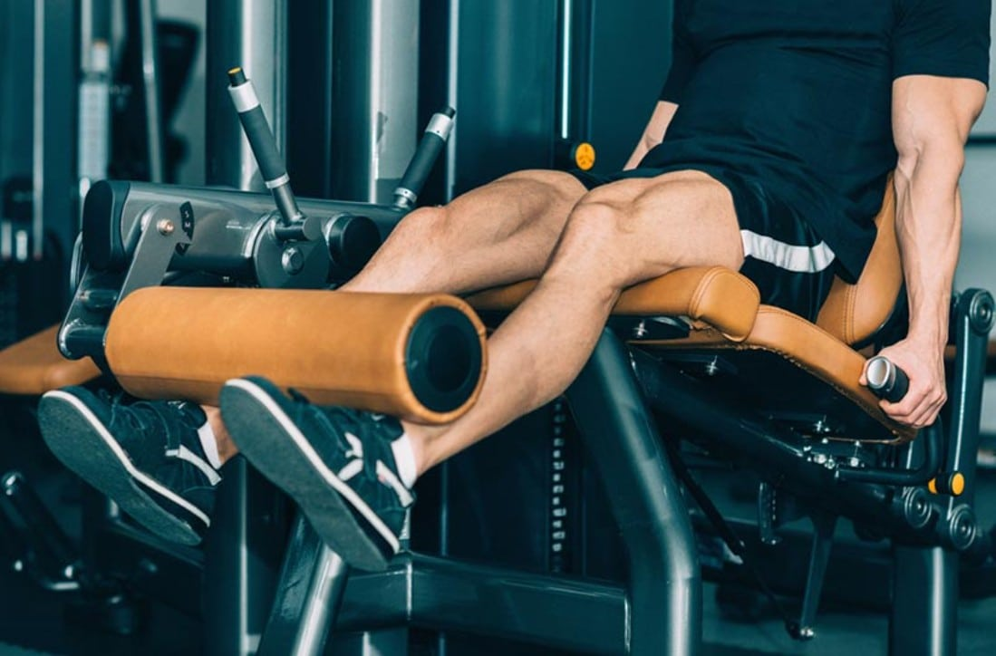 How To Use A Leg Curl Machine